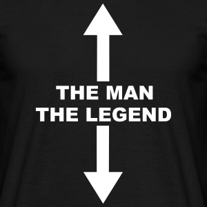 The Man The Legend T-Shirts - Men's T-Shirt