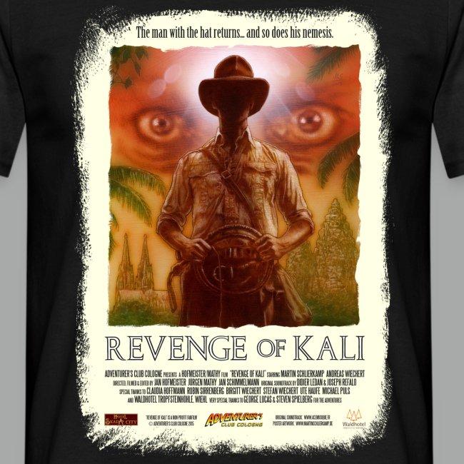 Revenge of Kali Poster, Grunge