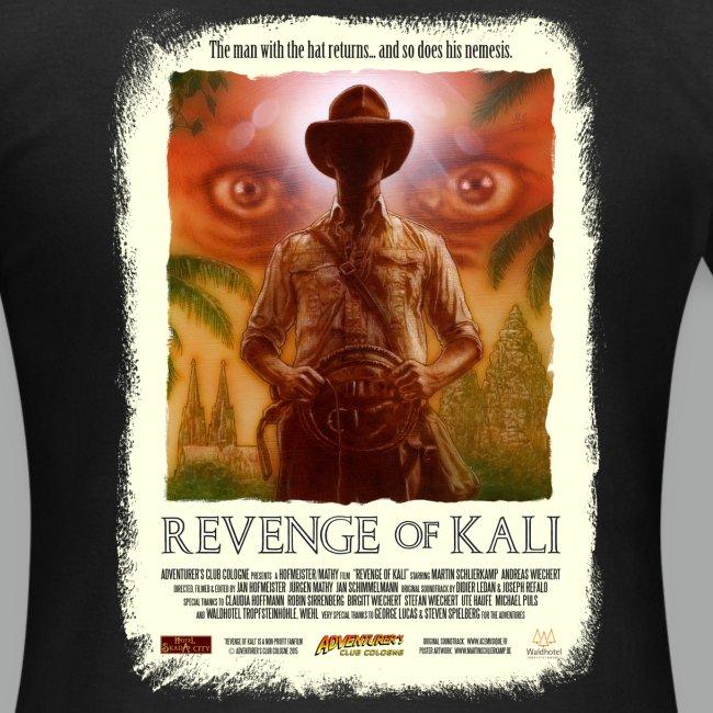 Adventurer's Club Cologne Logo / Revenge of Kali Poster, Grunge