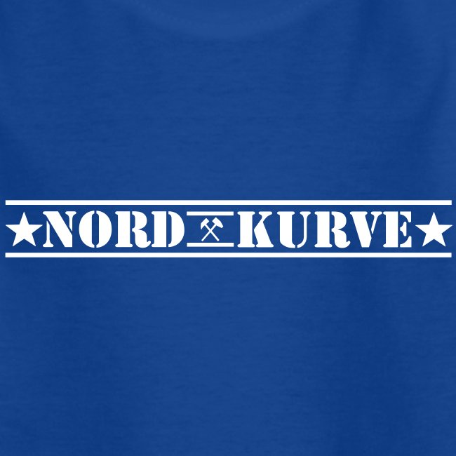 "Kids Shirt ""NORDXKURVE"""