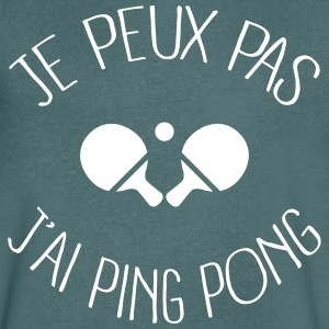 Je peux pas j'ai Ping Pong Tee shirts - T-shirt Homme col V
