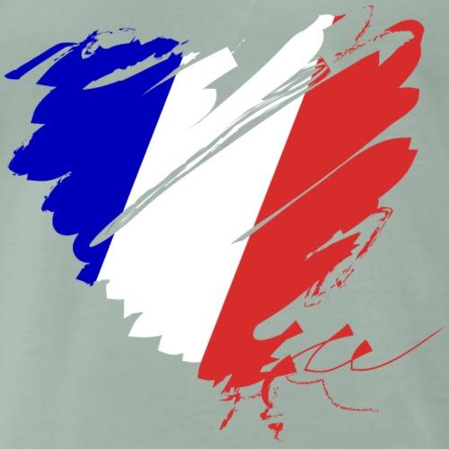 Herz Cœur France Frankreich Grande Nation Rotwein