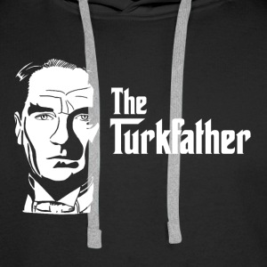 The Turkfather - Männer Premium Hoodie