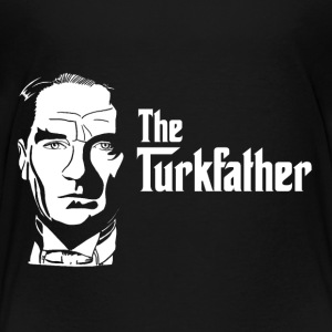 The Turkfather  - Kinderen Premium T-shirt