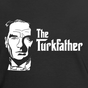 The Turkfather  - T-shirt contraste Femme