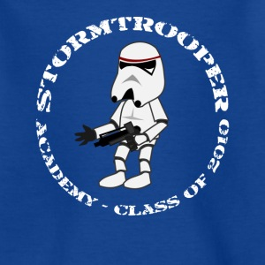 Stormtrooper 2010 - Kids' T-Shirt