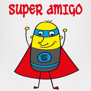 Super amigo Shirts - Teenage Premium T-Shirt