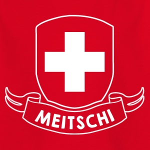 Meitschi - Schweiz T-Shirts - Teenager T-Shirt