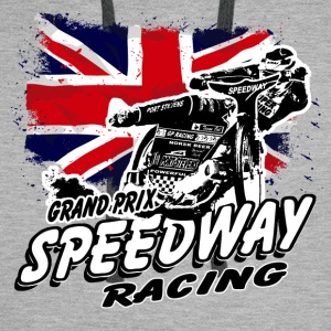 Speedway - Union Jack - UK Flag Pullover & Hoodies - Männer Premium Hoodie