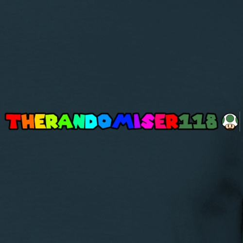 TheRandomiser118 Merch