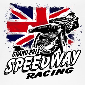 Speedway - Union Jack - UK Flag Tops - Frauen Bio Tank Top