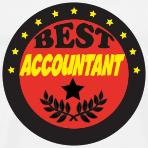 Best accountant T-Shirts - Men's Premium T-Shirt