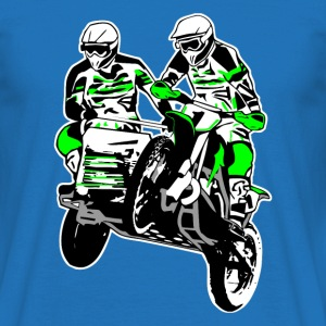 Sidecar MotoCross T-Shirts - Men's T-Shirt