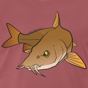 Red River Barbel - Men's Premium T-Shirt