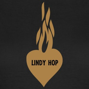 Lindy Hop - Frauen T-Shirt