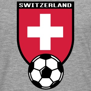 2016 football fan shirt Switzerland Long sleeve shirts - Men's Premium Longsleeve Shirt