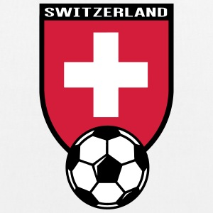 2016 football fan shirt Switzerland Bags & Backpacks - EarthPositive Tote Bag