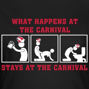 what_happens_at_the_carnival_052016c_2c T-Shirts - Frauen T-Shirt