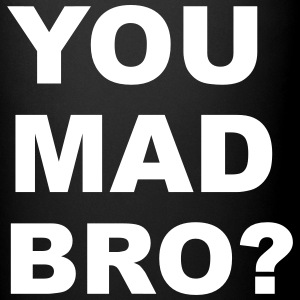 You Mad Bro? Mugs & Drinkware - Full Colour Mug
