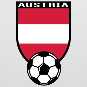 Austria football fan shirt 2016 Bags & Backpacks - Tote Bag
