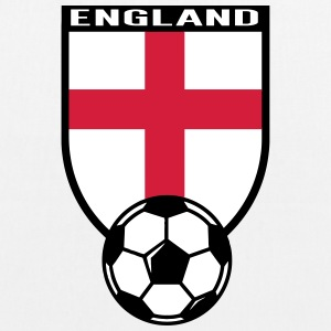 England Fussball Fan Shirt 2016 Bags & Backpacks - EarthPositive Tote Bag