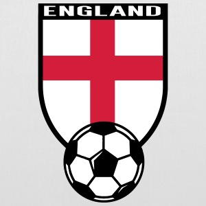 England Fussball Fan Shirt 2016 Bags & Backpacks - Tote Bag