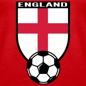 England Fussball Fan Shirt 2016 Top - Canotta premium da donna