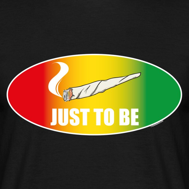 just to be ... (farbig) - male