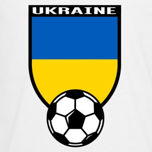 Ukraine football fan shirt 2016 Long Sleeve Shirts - Teenagers' Premium Longsleeve Shirt