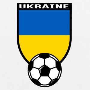 Ukraine football fan shirt 2016 Bags & Backpacks - EarthPositive Tote Bag