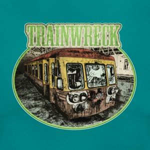 trainwreck - cannabis sorte T-Shirts - Frauen T-Shirt