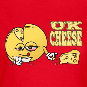 uk_cheese - cannabissorte T-Shirts - Frauen T-Shirt