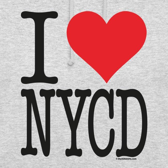 i love new york city diesel / Sorte - unisex