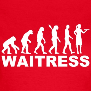 Waitress T-Shirts - Frauen T-Shirt