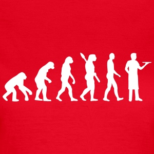 Evolution Kellner T-Shirts - Frauen T-Shirt