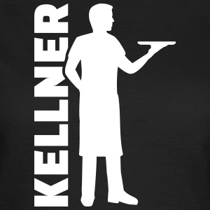 Kellner T-Shirts - Frauen T-Shirt