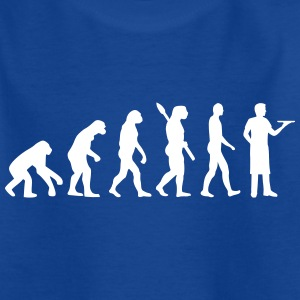 Evolution Kellner T-Shirts - Kinder T-Shirt