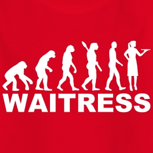 Waitress T-Shirts - Kinder T-Shirt