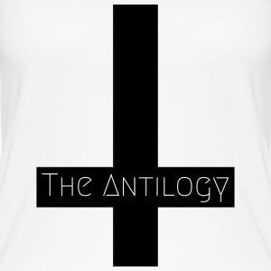 The Antilogy - Woman Black Crux - Top da donna ecologico