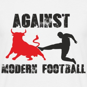 Against Modern Football Shirt - Männer T-Shirt