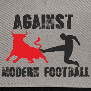 Against Modern Football Cap - Snapback Cap