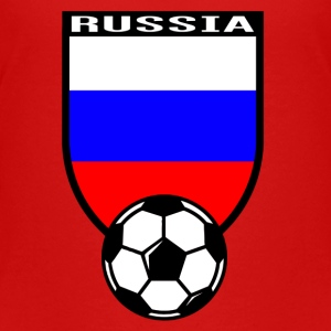 Rusland fan voetbalshirt 2016 Shirts - Teenager Premium T-shirt