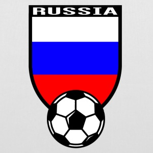 Russia football fan shirt 2016 Bags & Backpacks - Tote Bag