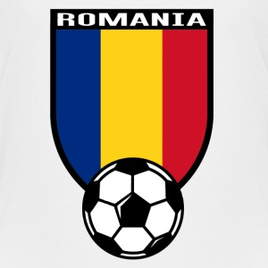 Romania football fan shirt 2016 Shirts - Kids' Premium T-Shirt