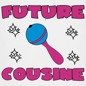 Future cousine Shirts - Teenage Premium T-Shirt