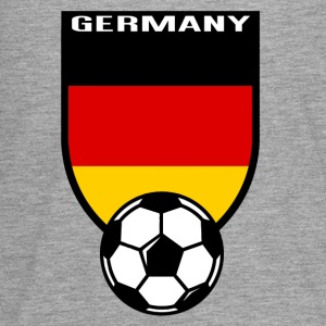 Germany fan shirt football 2016 Long Sleeve Shirts - Teenagers' Premium Longsleeve Shirt