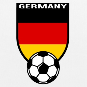Germany fan shirt football 2016 Bags & Backpacks - EarthPositive Tote Bag