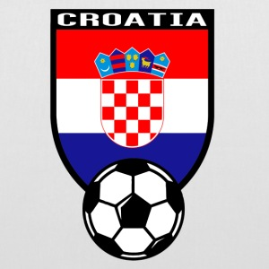 Croatia football fan shirt 2016 Bags & Backpacks - Tote Bag