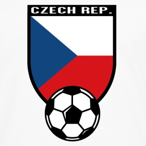 Czech Republic football fan shirt 2016 Long sleeve shirts - Men's Premium Longsleeve Shirt