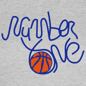 nummer eins basketball T-Shirts - Frauen T-Shirt